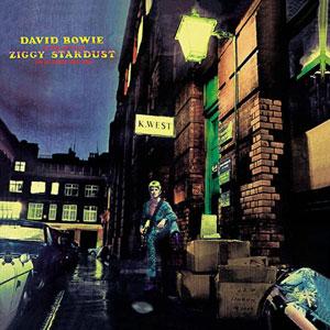 1972 - David Bowie -