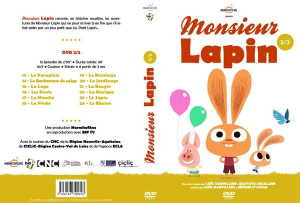Pan  Králik /  Mister Rabbit / Monsieur Lapin (2016)